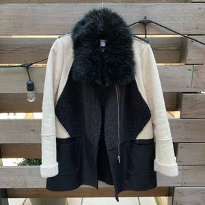Urban Outfitters Faux Shearling Jacket
